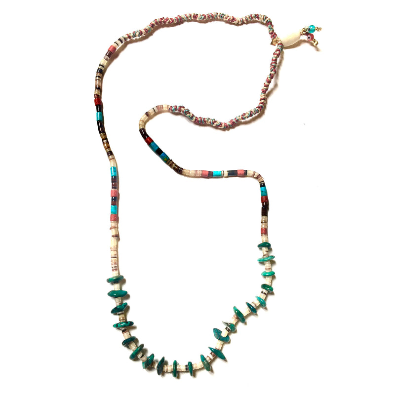 Navajo Short Necklace