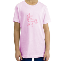 Magical Unicorn, Organic Youth T-Shirt (3 colors available)
