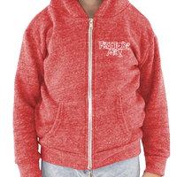 Free to be Me!, Toddler Triblend Fleece Zip Hoodie