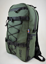 8.6L Canvas Rumbo Pack