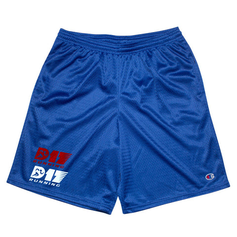D17 Running Shorts - Royal