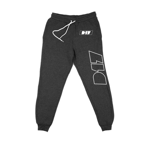 D17 Friends and Family Sweatpants - Grey