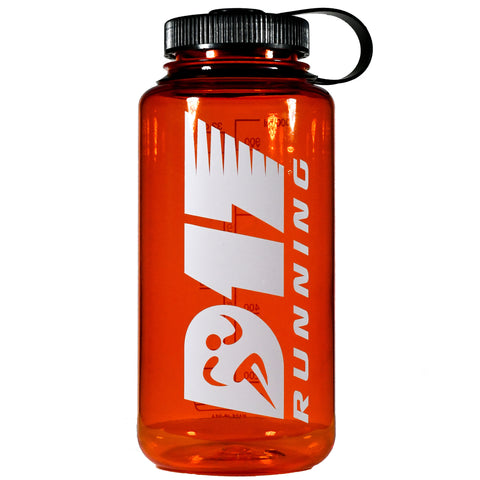 D17 Running 32 oz. Water Bottle - Orange