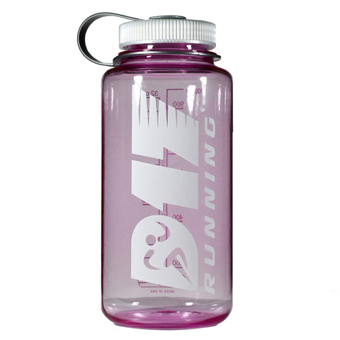 D17 Running 32 oz. Water Bottle - Pink