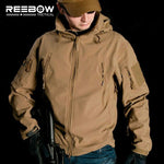 Waterproof Soft Shell Tactical Jacket - Coastal Outdoor Gear