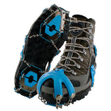 Yaktrax Summit Heavy Duty Traction Cleats with Carbon Steel Spikes for Snow and Ice - Coastal Outdoor Gear