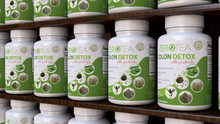 Zero Tea Colon Cleanse Detox & Weight Loss Aid