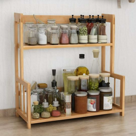 Why You Need A Spice Rack In Your Life