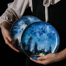 Load image into Gallery viewer, Stars Bone Plate Gift Set - TheBrainyHouse