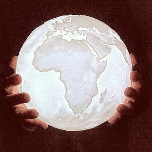 3D Earth Lamp - TheBrainyHouse