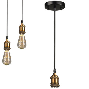 Classic Suspension Lights Hanging Lamp - TheBrainyHouse