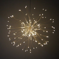 Fairy Light Chandeliers - TheBrainyHouse