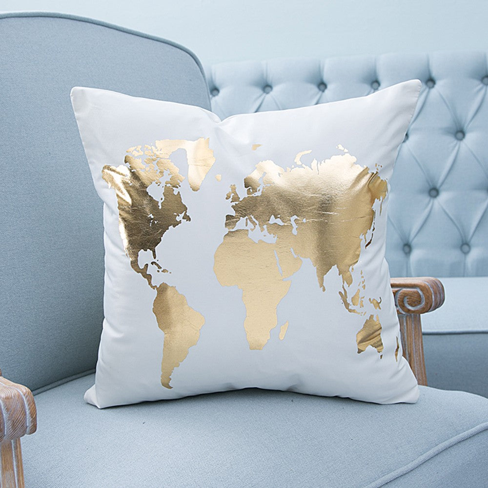 Chic and Modern Pillow Case - TheBrainyHouse