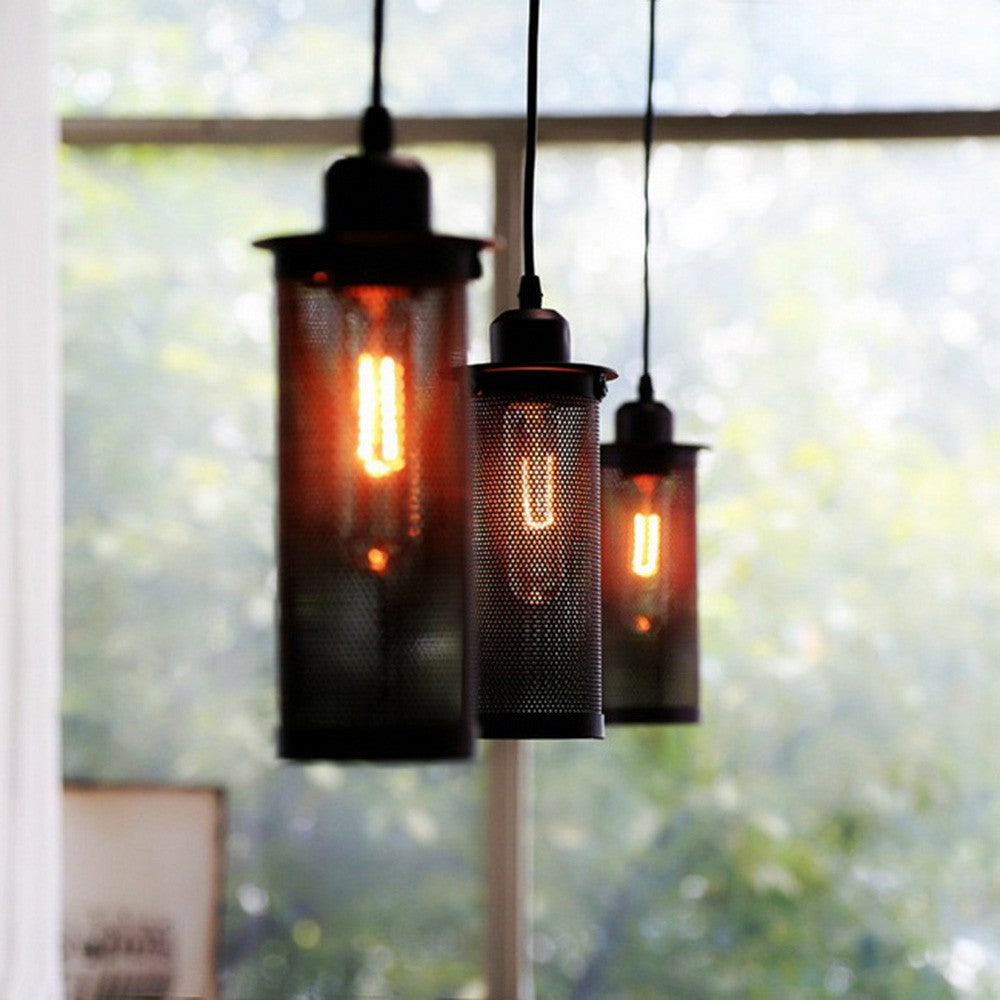 Vintage Ceiling Pendant Light Base - TheBrainyHouse