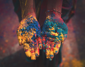 Ring in the Spring with Holi