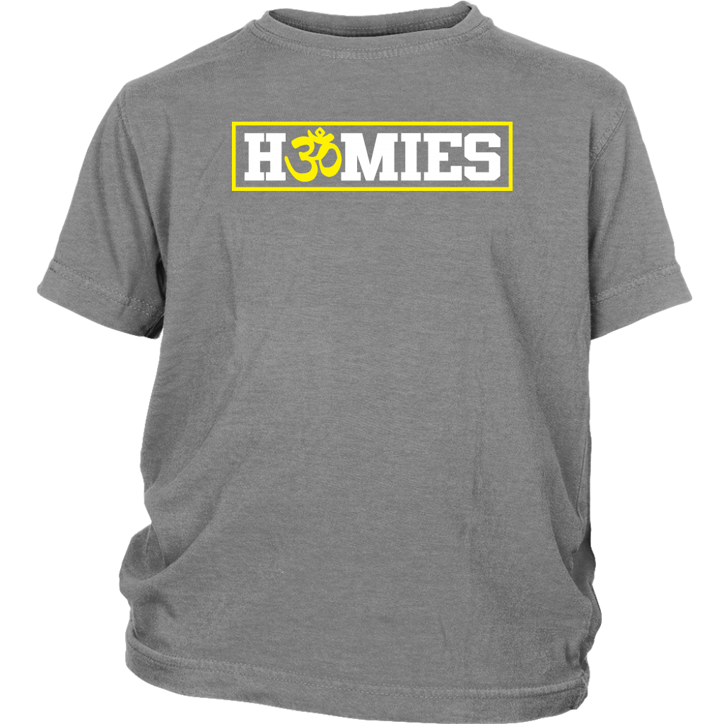 Homies Om Youth T-Shirt