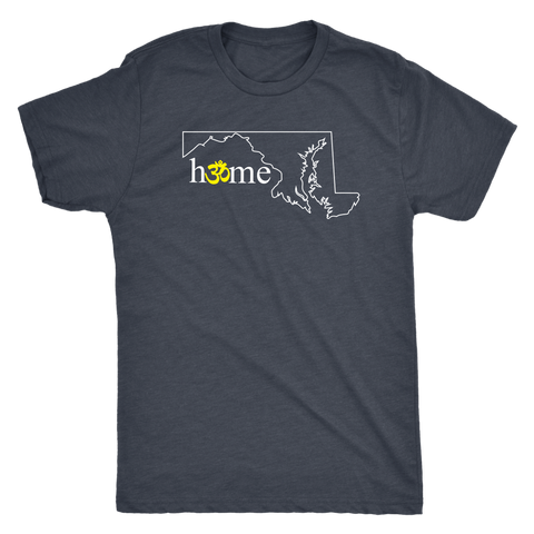 Maryland Om Men's T-Shirt