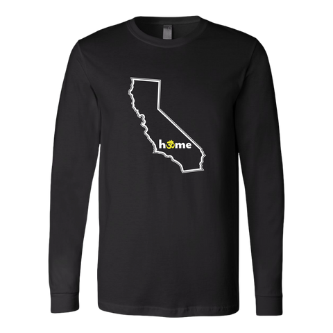 California Om Long Sleeve Shirt