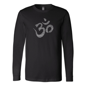 Positive Om Long Sleeve Shirt