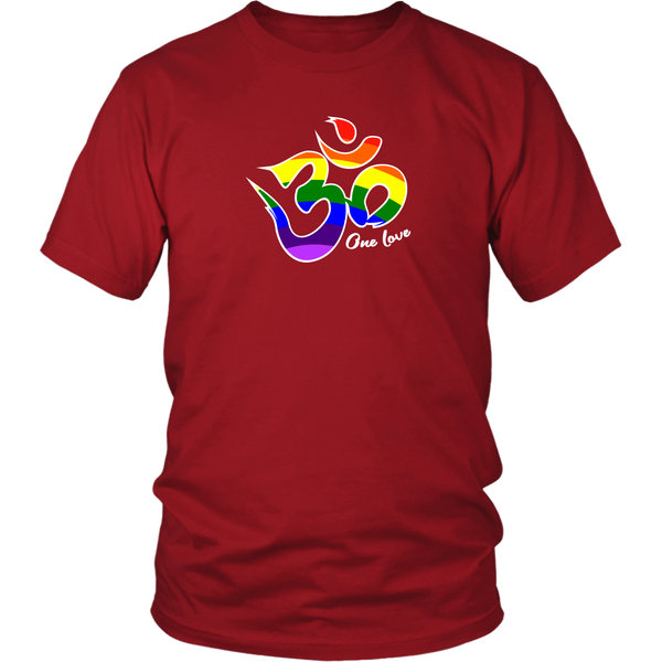 One Love Om T-Shirt