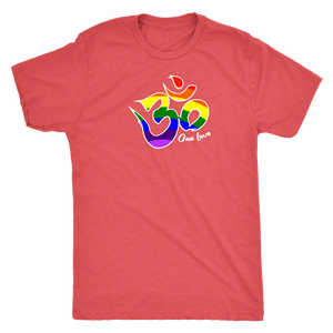 One Love Om Men's T-Shirt