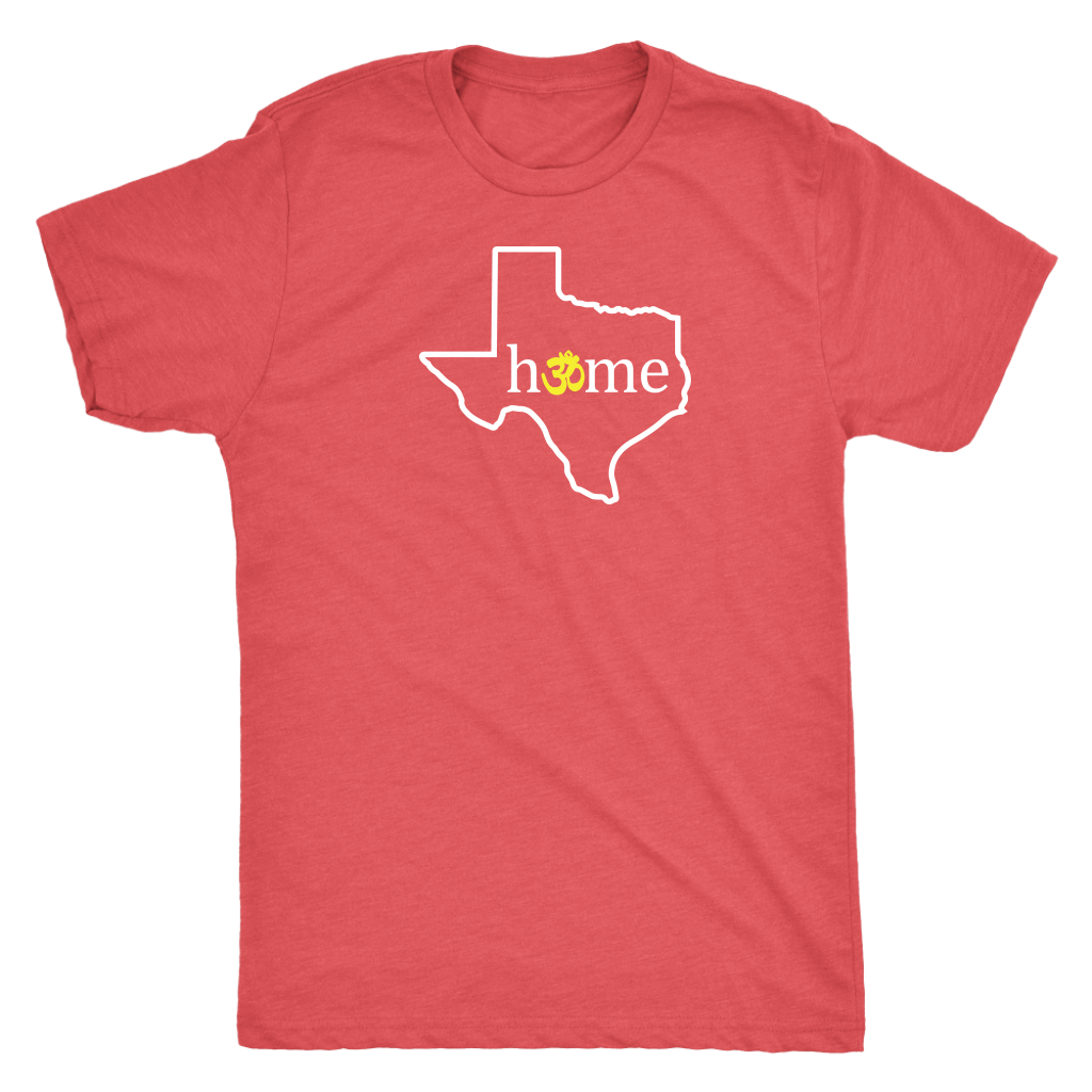 Texas Om Men's T-Shirt