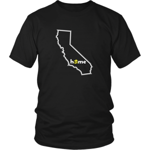 California Om Unisex T-Shirt