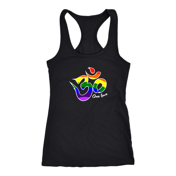 One Love Om Women's Tank