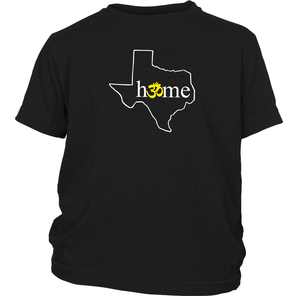 Texas Om Youth T-Shirt