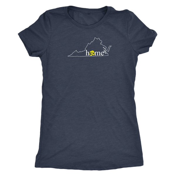Virginia Om Women's T-Shirt