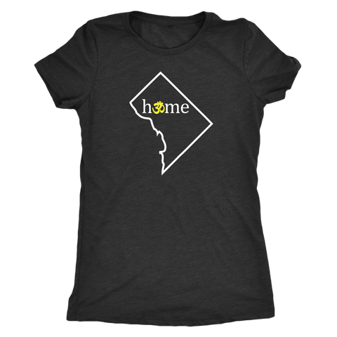 DC Om Women's Fitted T-Shirt