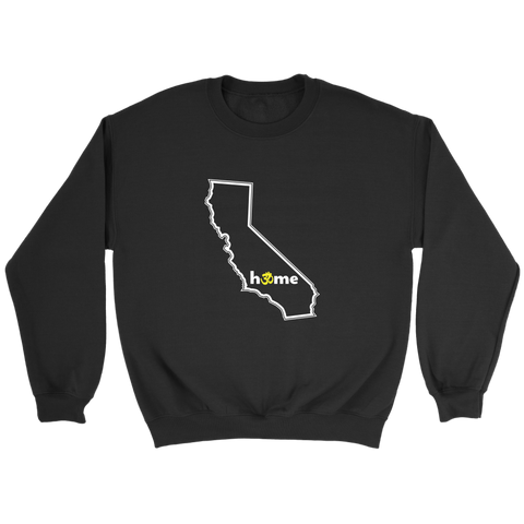 California Om Crewneck Sweatshirt