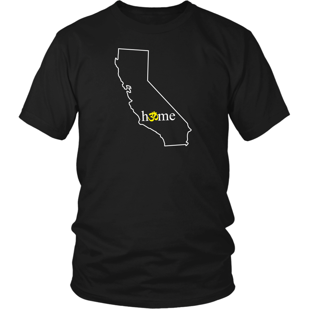California Om T-Shirt