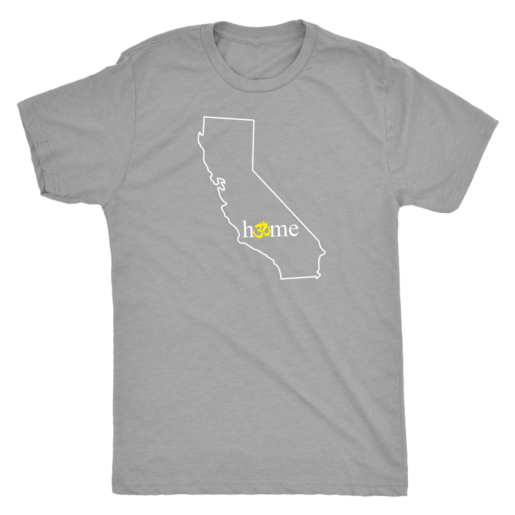 California Om Men's T-Shirt
