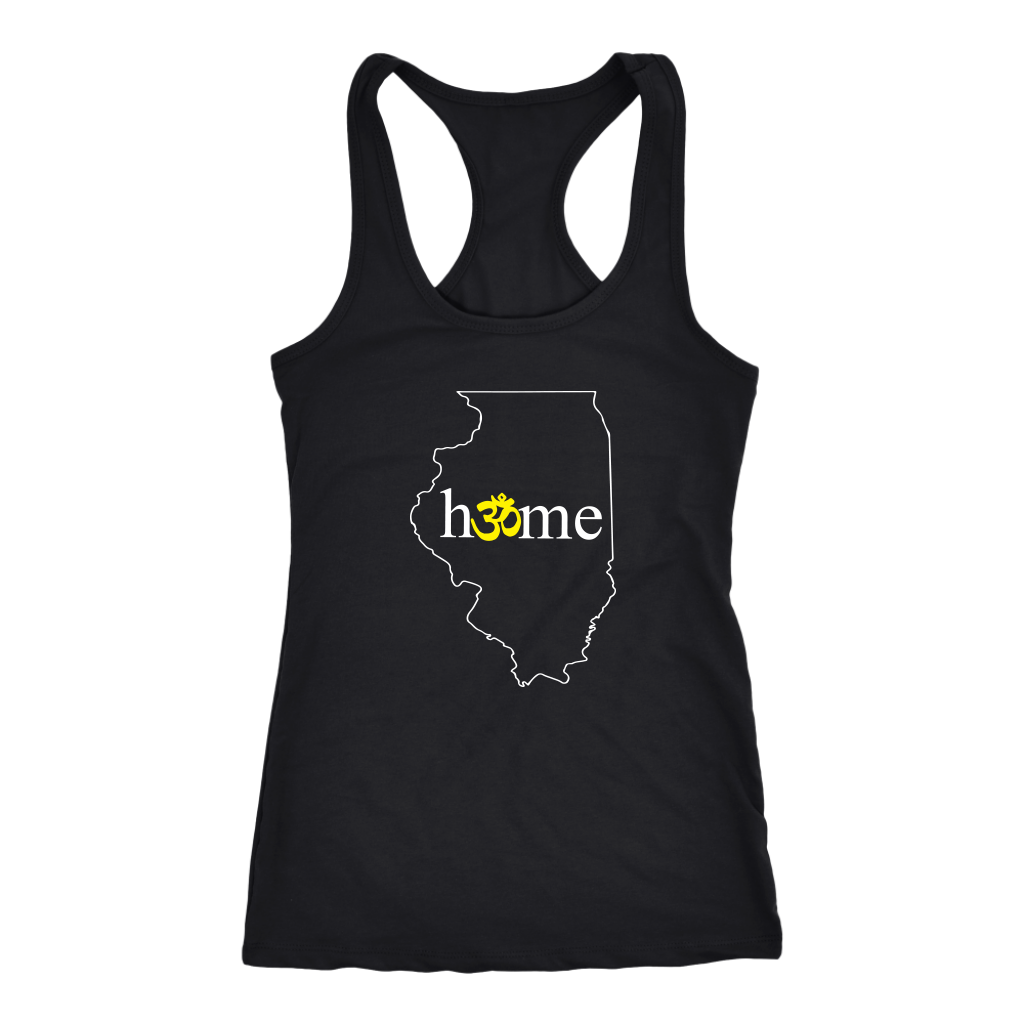 Illinois Om Women's Tank
