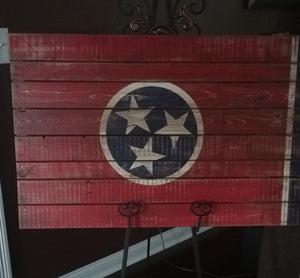 Tennessee State Flag, Large