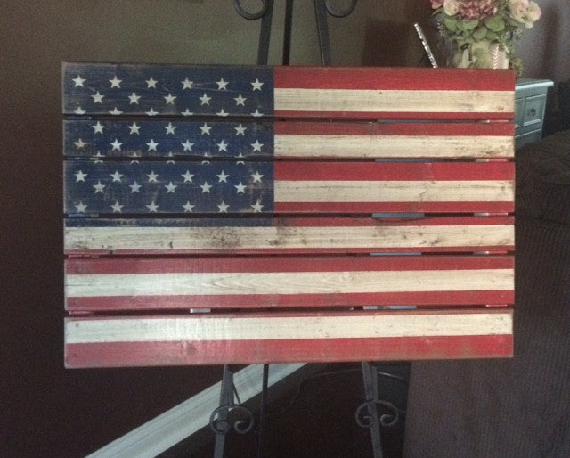 Old Glory Flag, Medium