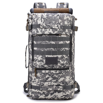 LARGE 50 LITERS WATER-RESISTANT TACTICAL BAG