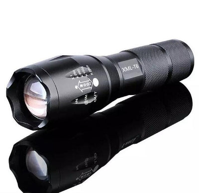 PREPPER UNION LED TACTICAL FLASHLIGHT KIT