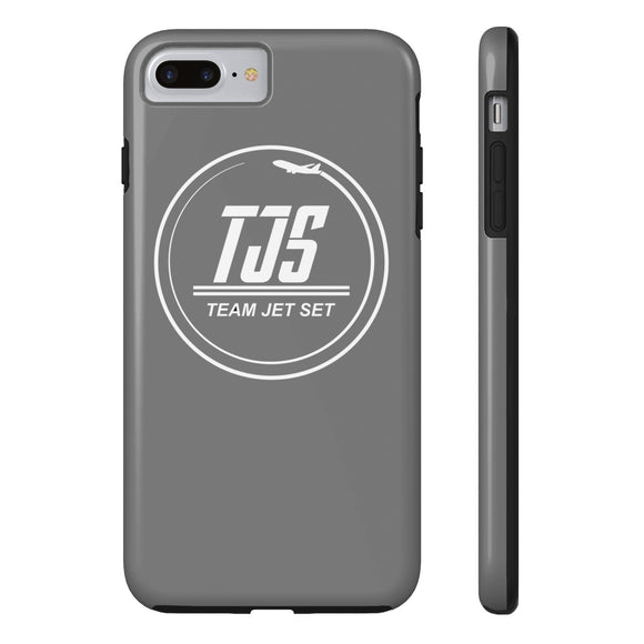 Original Team Jet Set Phone Case (All Phone Models) - Gray