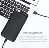 Team Jet Set - Signature Charger Pack Power Bank for iPhone 6/6s or 6/6s PLUS