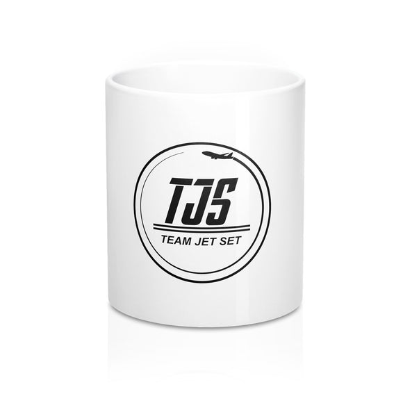 Jet Set Coffee Mug - 11oz