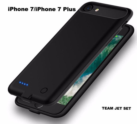 Team Jet Set - Signature Charger Pack Power Bank for iPhone 7/7 PLUS 2000/2800mAh Ultra Slim