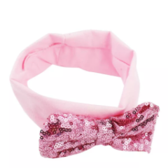 Toddler Baby Girl Sparkle Bow Headband