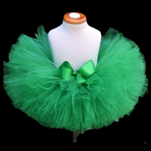 Girls Meghan Tutu Skirt Green