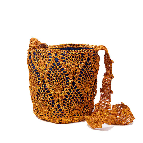 Copper-Thread Mochila