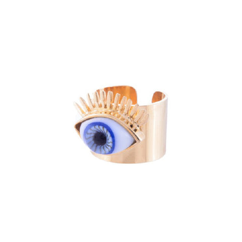 EYE EYELASH RING