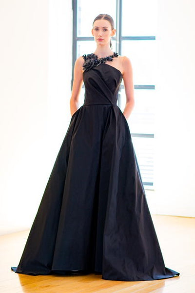 Faille Gown