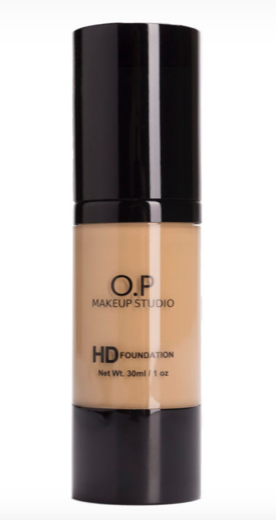 Tawny Beige HD Foundation