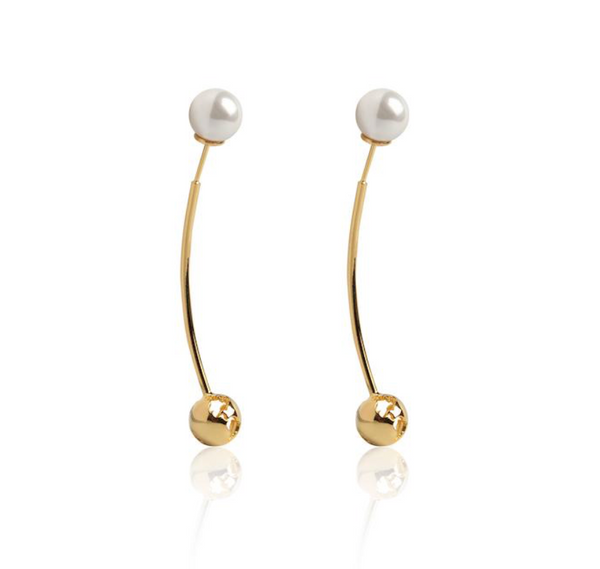 LUNA LONG EARRINGS